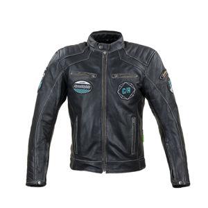 Bőr motoros kabát W-TEC Losial
