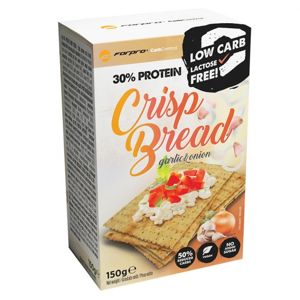 FORPRO 30% PROTEIN CRISP BREAD - GARLIC & ONION