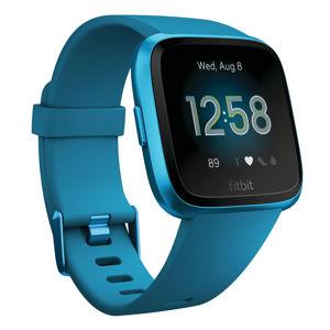 Fitbit Versa Lite okosóra kék/aluminum