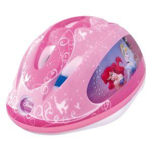 Gyermek kerékpár sisak 3D Disney Princess