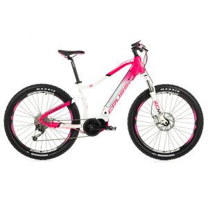 Női elektromos hegyi kerékpár Crussis e-Guera 7.5 - modell 2020