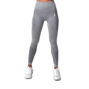 Női leggings Boco Wear Sparkle Grey Melange Shape Push Up