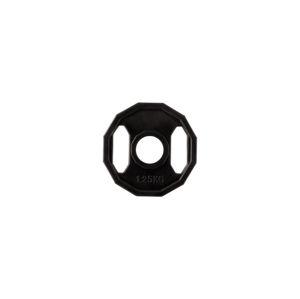 Olimpiai gumis súlyzótárcsa MW-O-1,25 kg