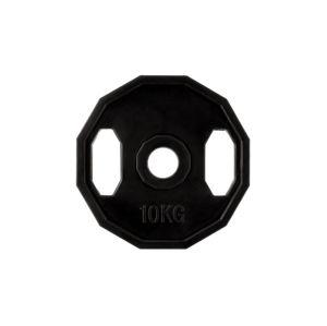 Olimpiai gumis súlyzótárcsa MWO10 kg
