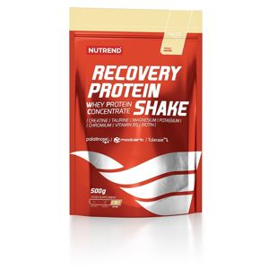 Protein koncentrátum Nutrend Recovery Protein Shake 500g