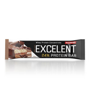 Protein szelet Nutrend Excelent Bar Double, 40 g