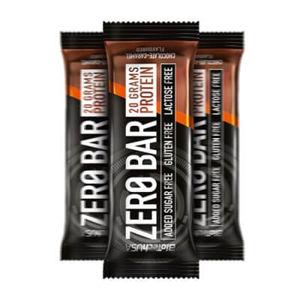 Zero Bar 50g csoki - karamell