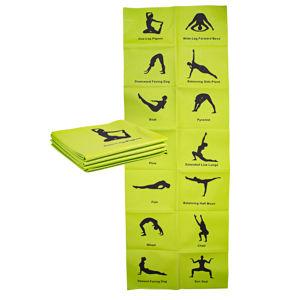 Összehajtogatható jógaszőnyeg inSPORTline Shome